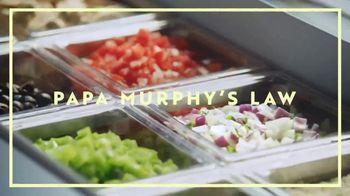 Papa Murphy's Taco Grande Pizza TV Spot, 'Papa Murphy's Law of Nice Try' - Thumbnail 2