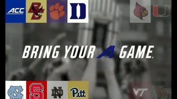Atlantic Coast Conference TV Spot, 'In the Game'