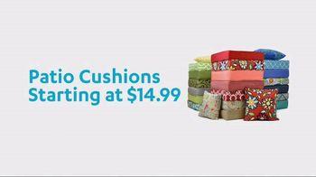 At Home TV Spot, 'Inner Decorator: Patio Cushions' - Thumbnail 10