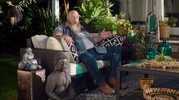 At Home TV Spot, 'Inner Decorator: Patio Cushions' - Thumbnail 2