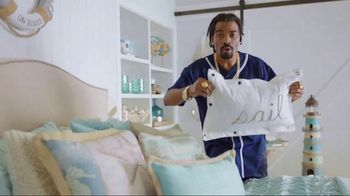 At Home TV Spot, 'Inner Decorator: Patio Cushions'