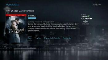 XFINITY On Demand TV Spot, 'Fifty Shades Darker' - Thumbnail 5