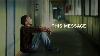 Matthew Silverman Memorial Foundation TV Spot, 'Talk to Someone' - Thumbnail 2