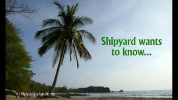 Shipyard Island Time IPA TV Spot, 'What's Your Island Time?' - Thumbnail 1