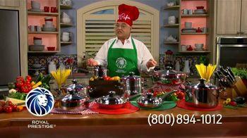 Royal Prestige TV Spot, 'Válvula' con Chef Pepín [Spanish] - Thumbnail 7