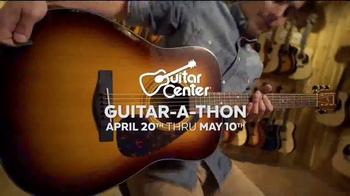 Guitar Center Guitar-a-Thon TV Spot, 'Martin Guitar and Ernie Ball Strings' - Thumbnail 2