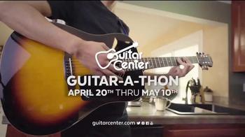 Guitar Center Guitar-a-Thon TV Spot, 'Martin Guitar and Ernie Ball Strings' - Thumbnail 6