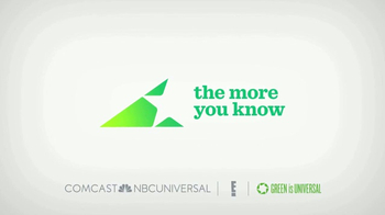 The More You Know TV Spot, 'Environment: Plastic Bags' Feat. Tyler Henry - Thumbnail 4