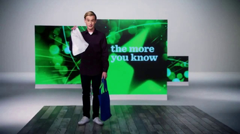 The More You Know TV Spot, 'Environment: Plastic Bags' Feat. Tyler Henry - 3 commercial airings