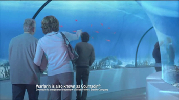 Pradaxa TV Spot, 'Aquarium'