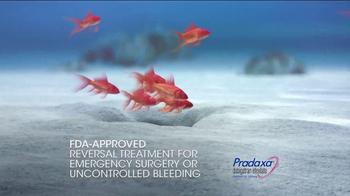 Pradaxa TV Spot, 'Aquarium' - Thumbnail 5