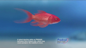 Pradaxa TV Spot, 'Aquarium' - Thumbnail 8