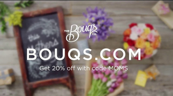 The Bouqs Company Mother's Day Collection TV Spot, 'All the Moms in Your Life' - Thumbnail 10