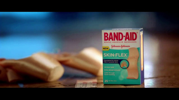 Band-Aid Skin-Flex TV Spot, 'Bailarina' [Spanish] - Thumbnail 3