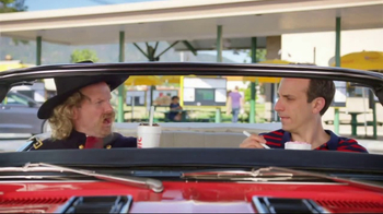 Sonic Drive-In Custard Concretes TV Spot, 'George Custer' - Thumbnail 2