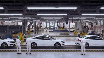 2017 Honda Civic Hatchback TV Spot, 'Made Mean' [T1] - Thumbnail 1