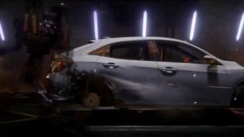 2017 Honda Civic Hatchback TV Spot, 'Made Mean' [T1] - Thumbnail 6