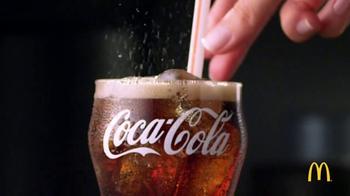 McDonald's $1 Any Size Soft Drink TV Spot, 'Taste Buds' - Thumbnail 3