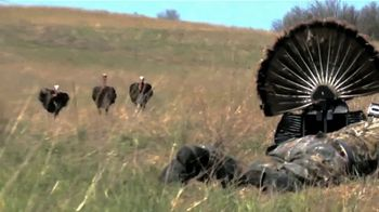 Mojo Outdoors TV Spot, 'Exciting Turkey Hunt'