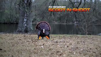 Mojo Outdoors TV Spot, 'Exciting Turkey Hunt' - Thumbnail 4