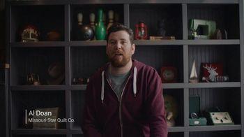 YouTube Small Business TV Spot, 'Missouri Star Quilt' - Thumbnail 3