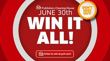 Publishers Clearing House TV Spot, 'Win It All D' - Thumbnail 6