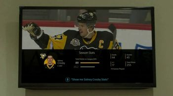 XFINITY X1 Voice Remote TV Spot, 'NBC: Watch the 2017 Stanley Cup Playoffs' - Thumbnail 2
