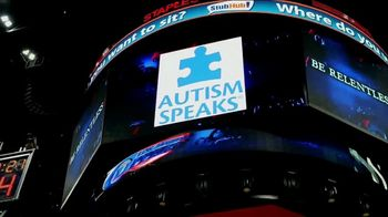 NBA Cares TV Spot, 'Autism Awareness' Featuring Deron Williams - Thumbnail 7