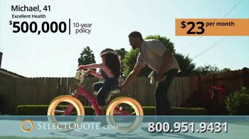 Select Quote Life Insurance TV Spot, 'Promises'