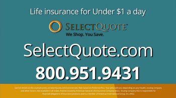 Select Quote Life Insurance TV Spot, 'Promises' - Thumbnail 7