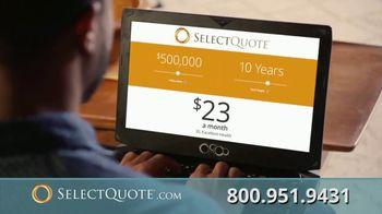 Select Quote Life Insurance TV Spot, 'Promises' - Thumbnail 4