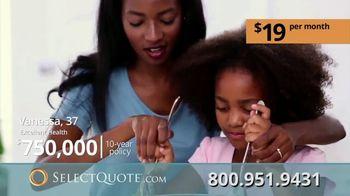 Select Quote Life Insurance TV Spot, 'Promises' - Thumbnail 5