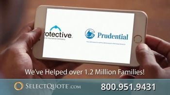 Select Quote Life Insurance TV Spot, 'Promises' - Thumbnail 6