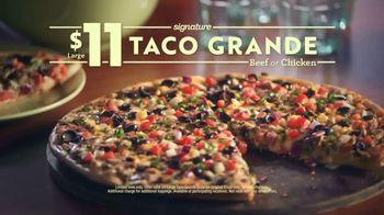 Papa Murphy's Taco Grande Pizza TV Spot, 'Law of Fresh for Family' - Thumbnail 10