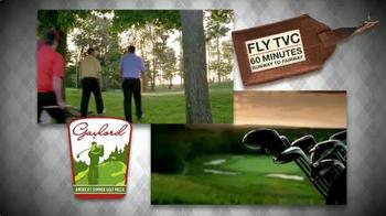Gaylord Michigan Tourism Bureau TV Spot, 'Summer Golf Mecca' - Thumbnail 3