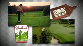 Gaylord Michigan Tourism Bureau TV Spot, 'Summer Golf Mecca' - Thumbnail 5