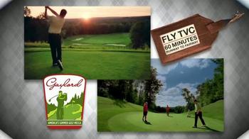 Gaylord Michigan Tourism Bureau TV Spot, 'Summer Golf Mecca' - Thumbnail 6