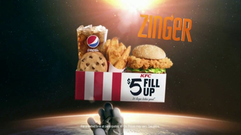 KFC Zinger TV Spot, 'Anti-Gravity' - Thumbnail 10