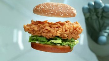 KFC Zinger TV Spot, 'Anti-Gravity' - Thumbnail 7