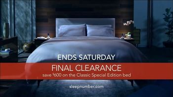Sleep Number TV Spot, 'Elk in Your Bed: Final Clearance' - Thumbnail 7