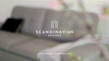 Scandinavian Designs Spring Upholstery Sale TV Spot, 'Up to 20% Off' - Thumbnail 2