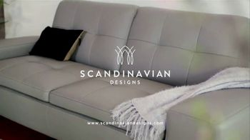 Scandinavian Designs Spring Upholstery Sale TV Spot, 'Up to 20% Off' - Thumbnail 3