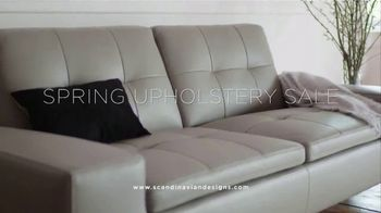 Scandinavian Designs Spring Upholstery Sale TV Spot, 'Up to 20% Off' - Thumbnail 4