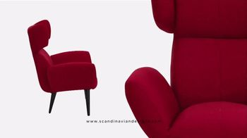 Scandinavian Designs Spring Upholstery Sale TV Spot, 'Up to 20% Off' - Thumbnail 6