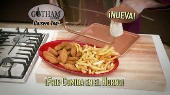Gotham Steel Crisper Tray TV Spot,'Comida frita' con Daniel Green [Spanish] - Thumbnail 2