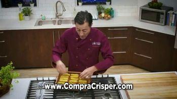 Gotham Steel Crisper Tray TV Spot,'Comida frita' con Daniel Green [Spanish] - Thumbnail 4