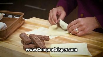 Gotham Steel Crisper Tray TV Spot,'Comida frita' con Daniel Green [Spanish] - Thumbnail 7
