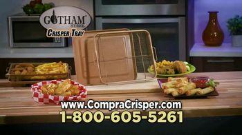 Gotham Steel Crisper Tray TV Spot,'Comida frita' con Daniel Green [Spanish] - Thumbnail 8