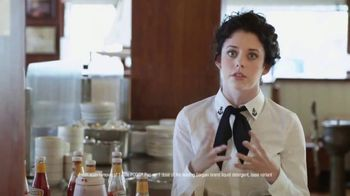 Tide Pods TV Spot, 'Waitress' - Thumbnail 7