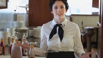 Tide Pods TV Spot, 'Waitress' - Thumbnail 9